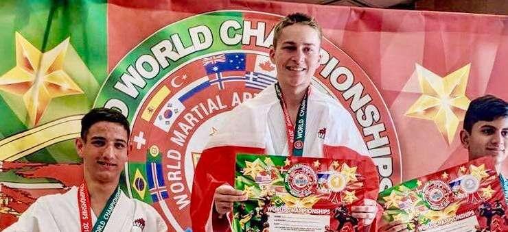 2018 WMO Championships – Logan