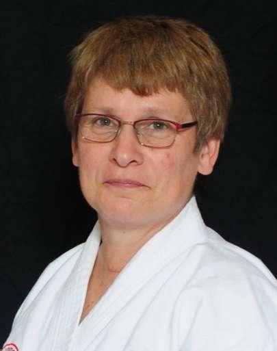 Sensei Helene Cerna