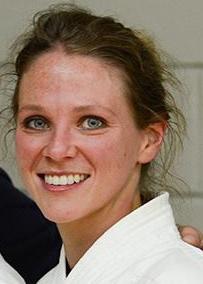 Sensei Marianne Hauser